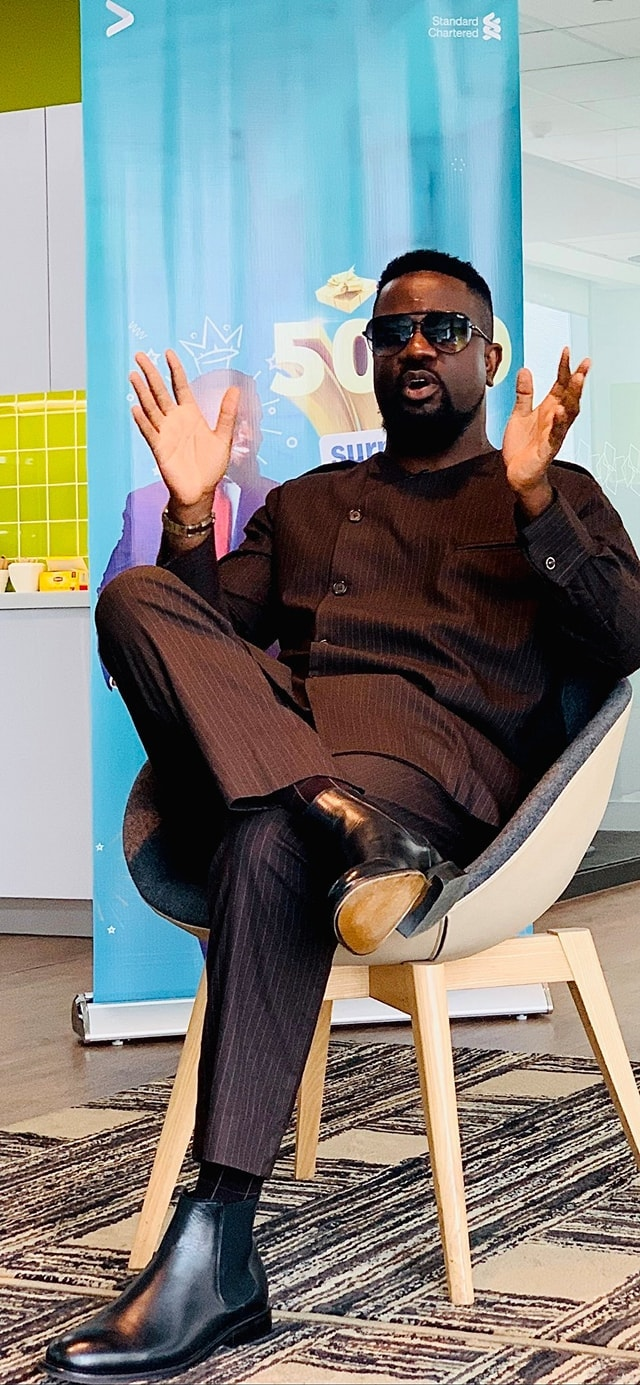 """strongman-koraa-you-couldn't-manage-na-ghana?""-fan-replies-sarkodie"