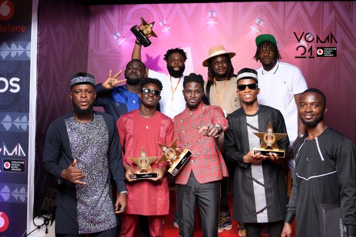 ghana-music-awards-2020-full-list-of-winners