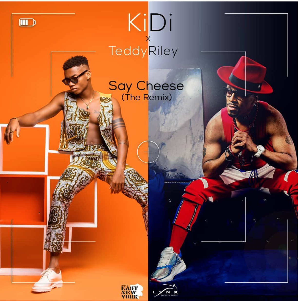"""kidi-scores-""""say-cheese""""-remix-with-celebrated-american-producer,-teddy-riley"""