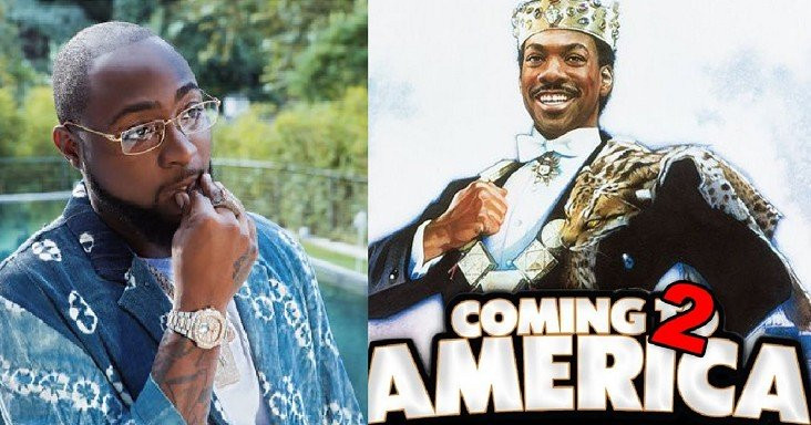 """davido-to-star-in-""""coming-to-america-2"""""""