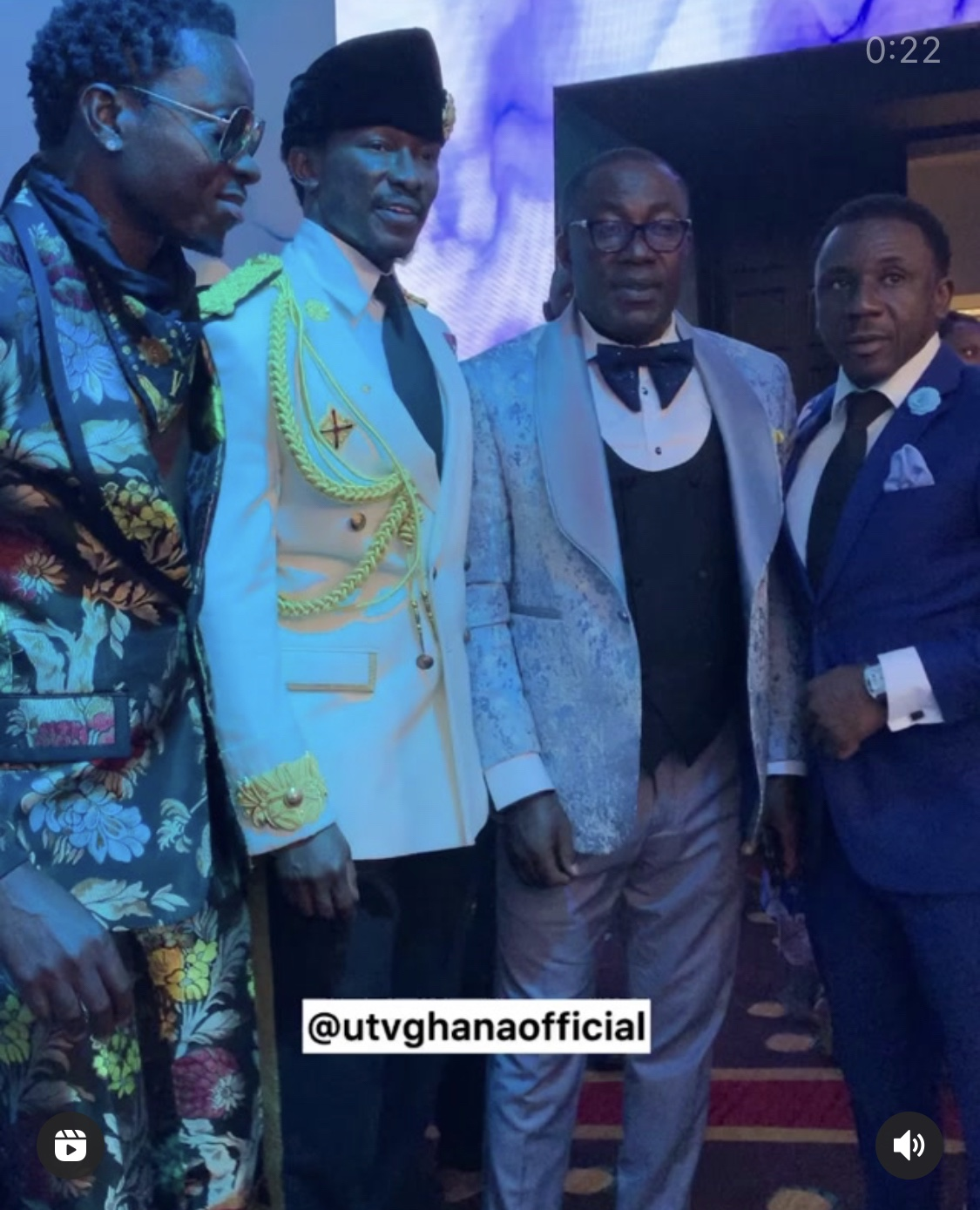 michael-blackson,-nana-kwame-bediako-and-more-attend-wedding-reception-of-cindy,-daughter-of-special-ice-ce.o,-ernest-ofori-sarpong