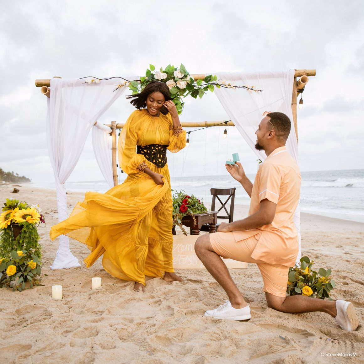 ghanaian-model-roselyn-ashkar-announces-her-engagement-with-beautiful-photos