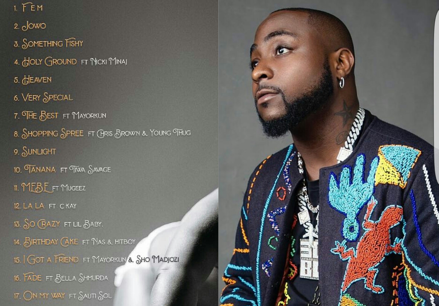 davido-unveils-tracklist-and-album-cover-for-his-new-project,-'a-better-time'