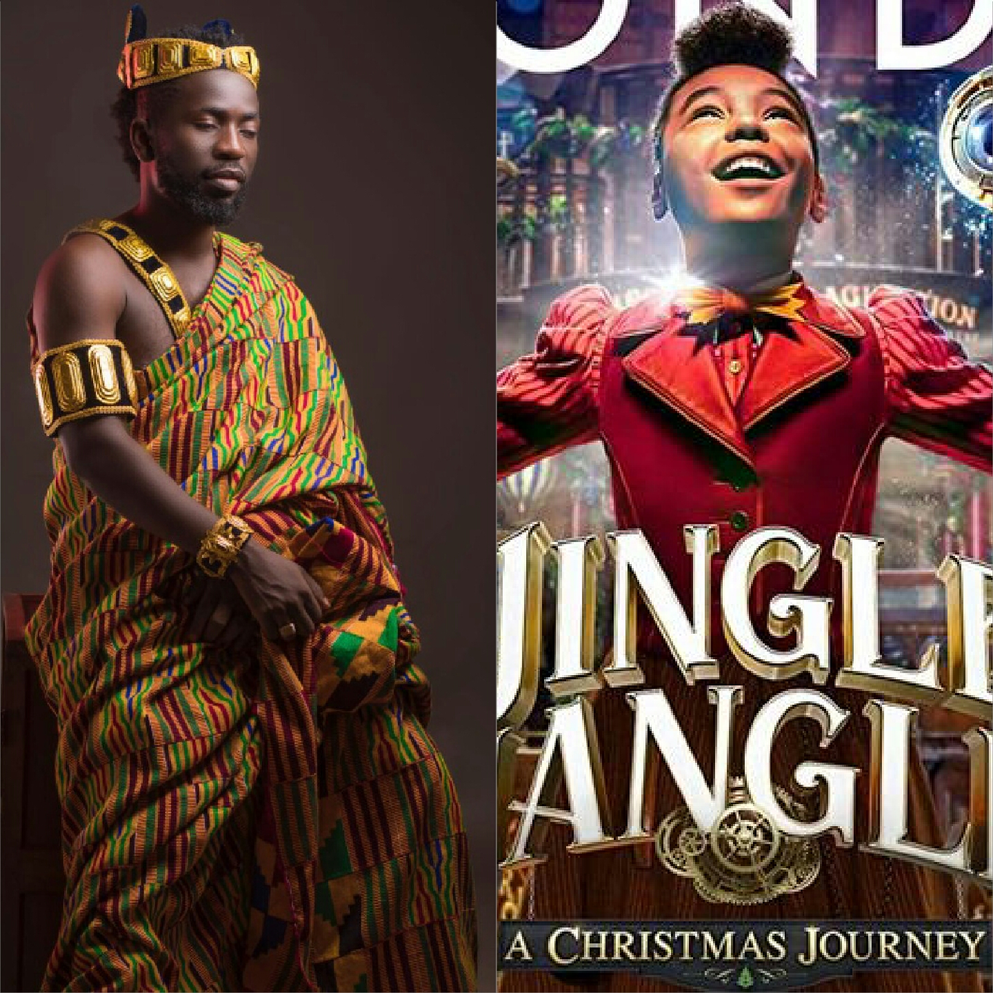 """bisa-kdei's-song-features-in-hollywood-christmas-movie,-""""jingle-jangle"""""""