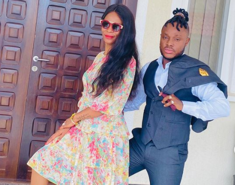keche-andrew-and-wife-celebrate-1st-wedding-anniversary