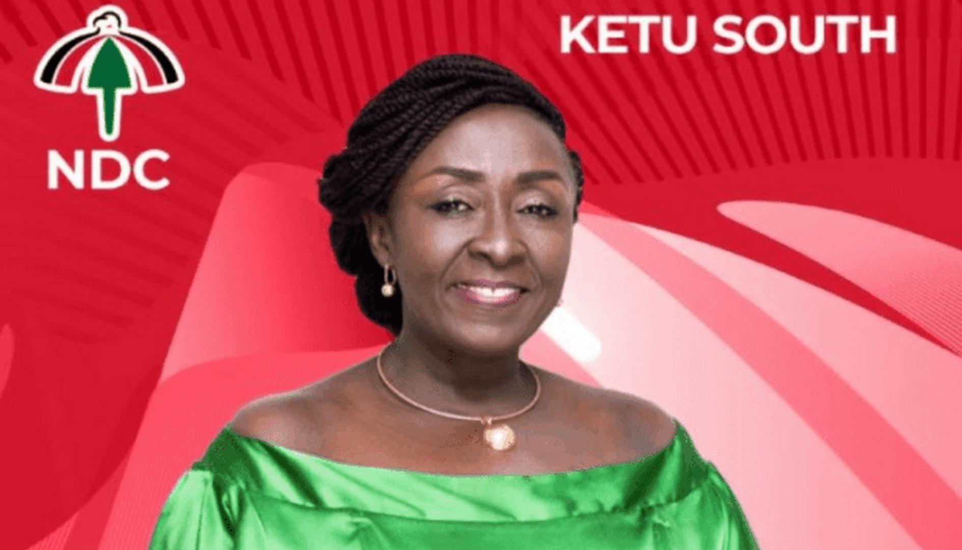 veteran-actress-abla-dzifa-gomashie-wins-ketu-south-seat-for-the-ndc