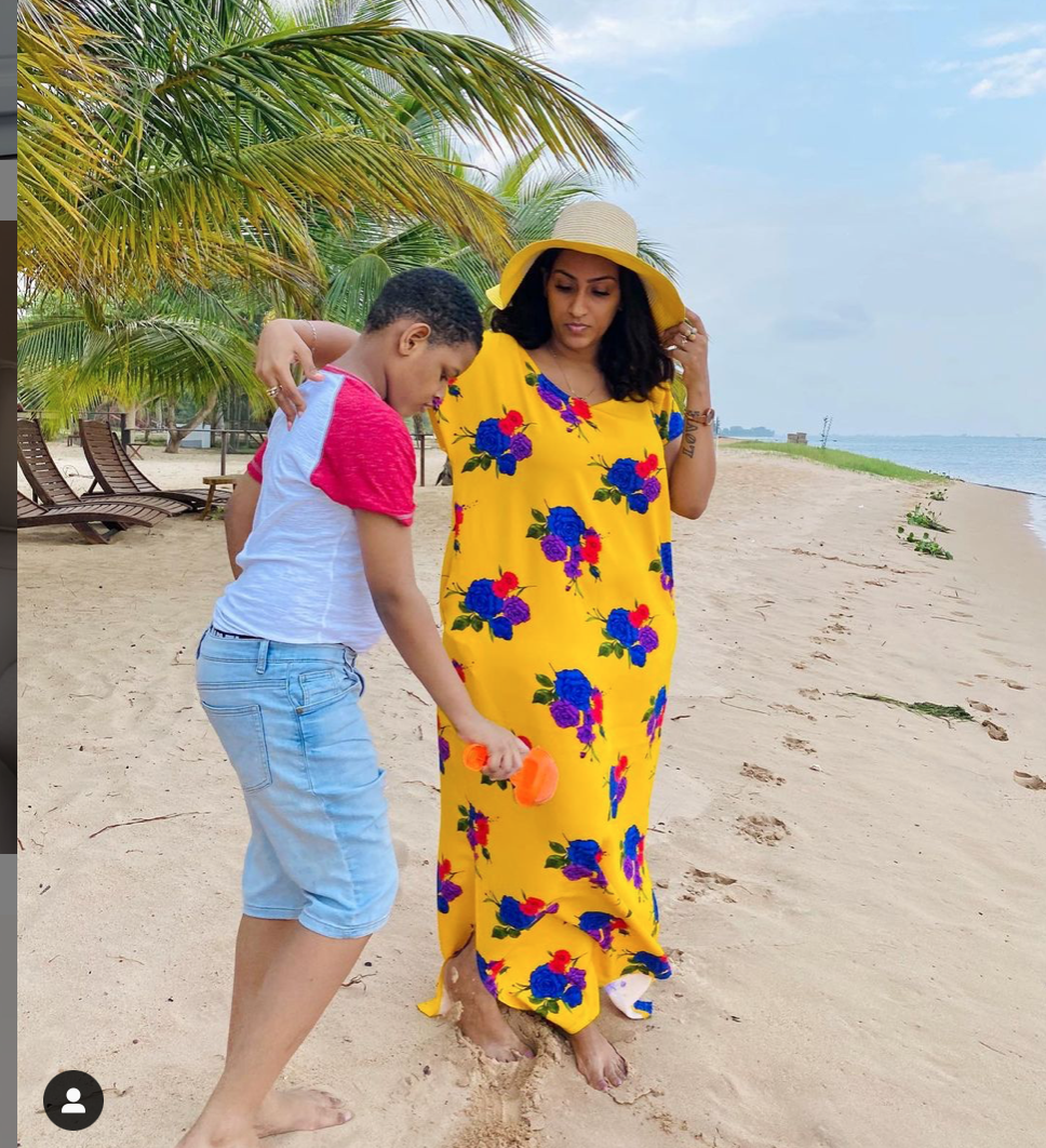 juliet-ibrahim-celebrates-son's-10th-birthday-with-an-emotional-post