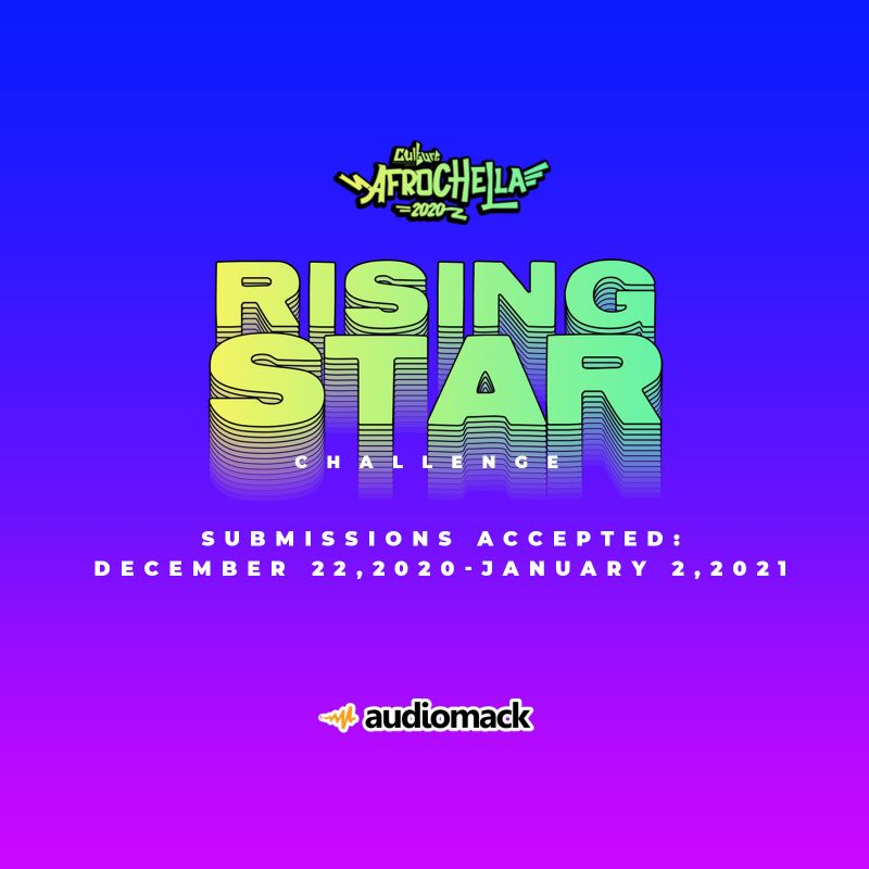 audiomack-partners-with-afrochella-to-host-second-edition-of-rising-star-challenge