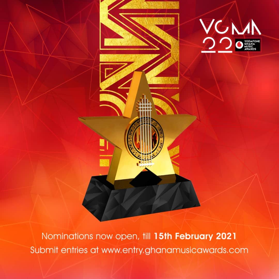 call-for-entries-–-22nd-vodafone-ghana-music-awards