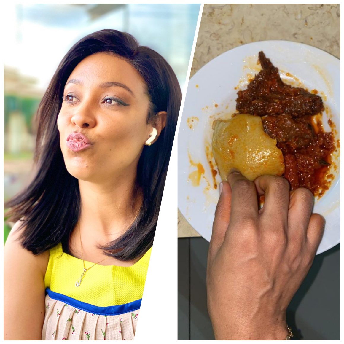 will-you-eat-fufu-and-stew?-well,-nikki-samonas-does-and-fans-are-not-having-it