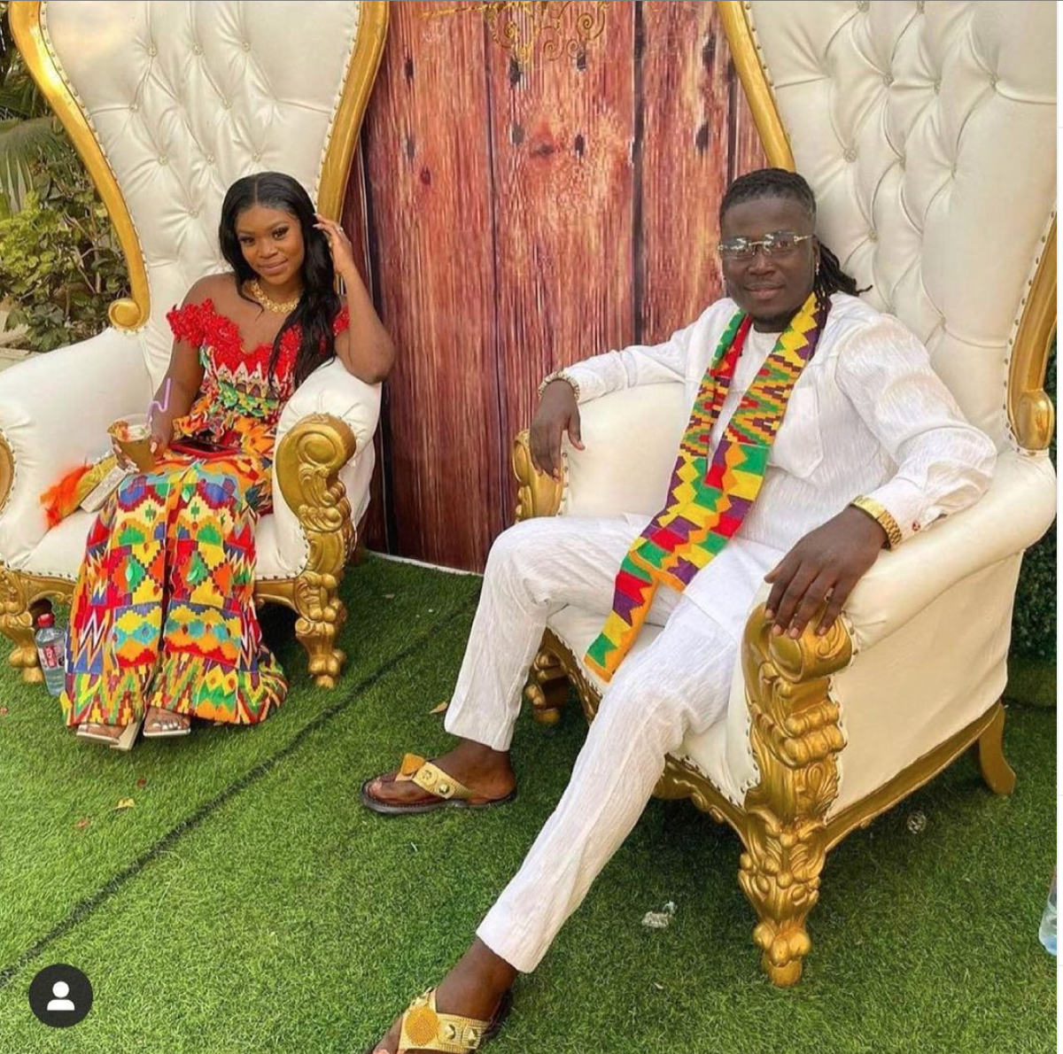 first-look-at-wisa-greid-and-bella-tee's-traditional-wedding-ceremony-happening-now