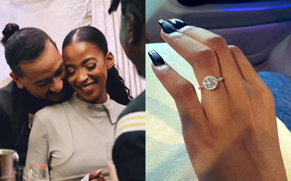 sa-rapper-aka-gets-engaged-to-girlfriend-nelli-tembe