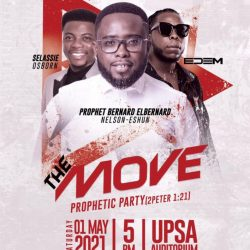 """edem-and-jesus-gang-leads-christians-to-the-promiseland,-""""the-move-prophetic-party"""""""
