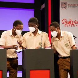 opoku-ware-school-sees-off-achimota-school-to-set-up-a-quarterfinal-contest-against-presec-legon-in-the-sharks-quiz