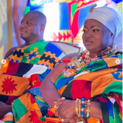 photos:-kumawood-stars-troop-to-kumasi-to-celebrate-mercy-aseidu's-50th