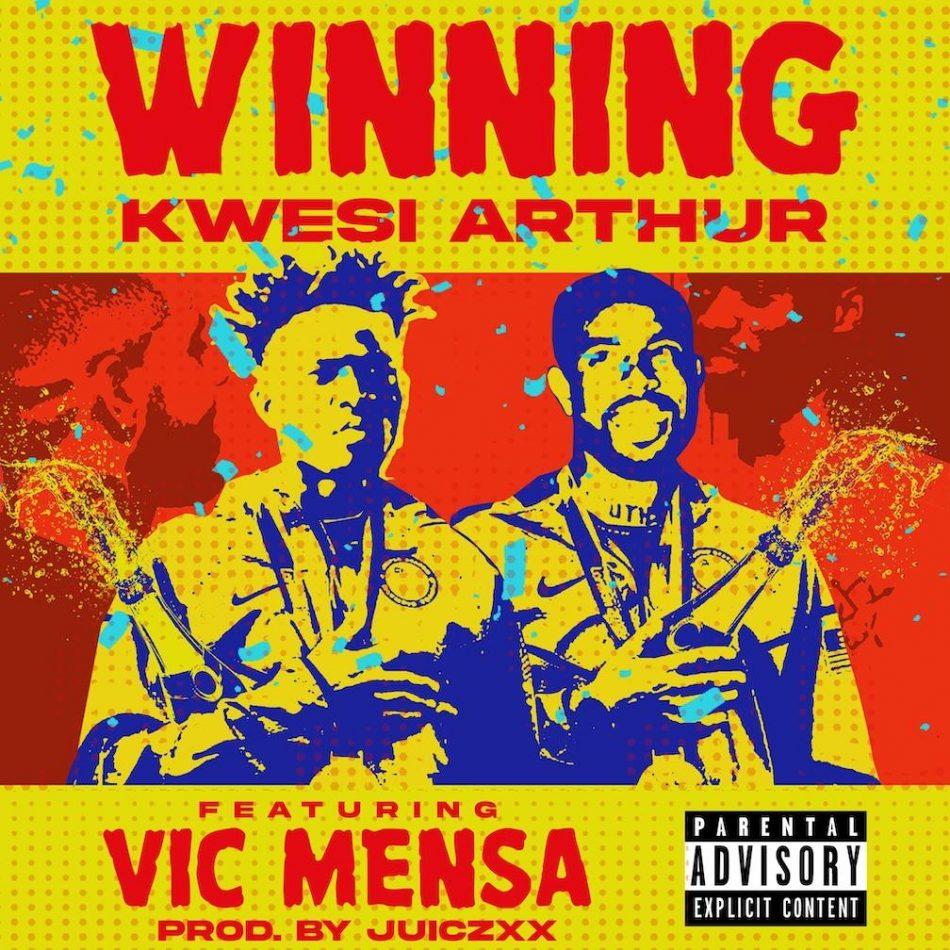 "kwesi-arthur-releases-new-single-""winning""-feat.-vic-mensa-out-now-via-platoon"