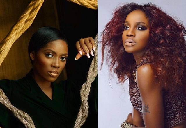 watch:-tiwa-savage-clashes-with-seyi-shay-at-salon,-calls-her-out-for-disrespecting-her-years-ago