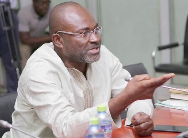 """""""if-you-don't-have-money,-you-can't-say-a-lot-of-things-that-i-say""""-kennedy-agyapong"""