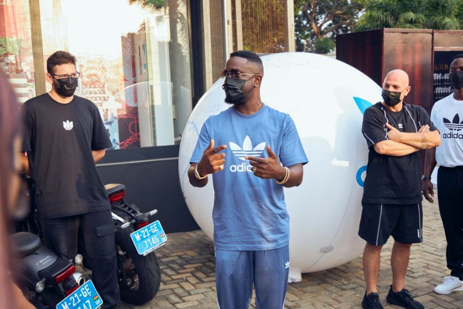 sarkodie-and,-adidas-rep-in-ghana,-nutmeg-partner-to-drive-africa's-creative-economy