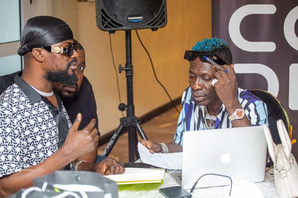 shatta-wale,-splice-and-code-management-group-amplify-african-producers-through-youngtrepreneurs-initiative
