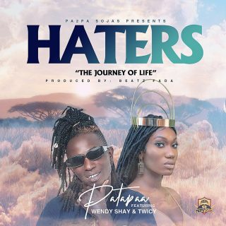 patapaa-and-wendy-shay-collaborate-on-a-song-for-their-haters;-says-they've-been-through-a-lot