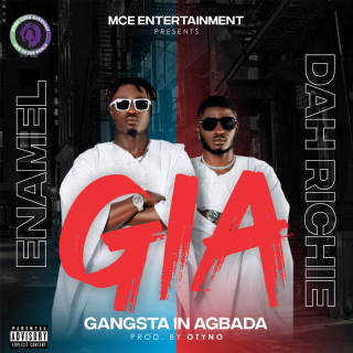 "enamel-and-dah-richie-return-with-latest-single-""gangsta-in-agbada-(gi.a)"""