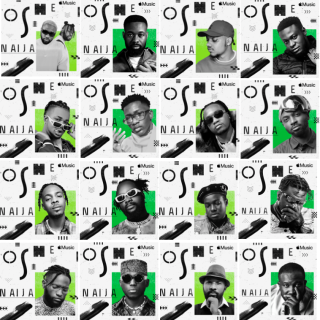 apple-music-celebrates-nigerian-independence-day-with-oshe-naija-campaign,-announces-the-top-nigerian-artists-and-songs